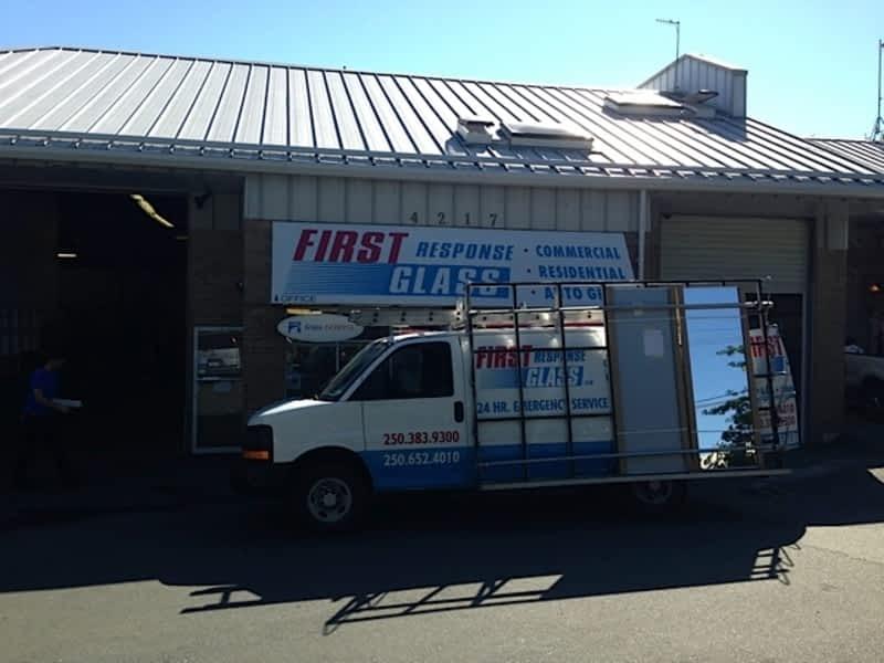 First Response Glass Ltd Victoria Bc