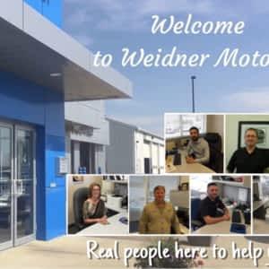 Weidner Motors Ltd. ...