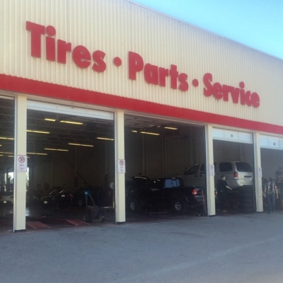 Canadian Tire - Auto Repair Garages