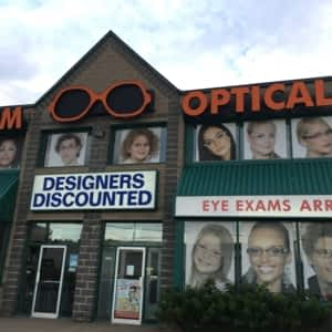 4eb8d4de8e Hakim Optical Factory Outlet - Opening Hours - 120 Susie Lake Cres ...