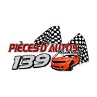 Pièces D'Auto 139 Inc - Accessoires et pièces d'autos d'occasion - 819-398-5381