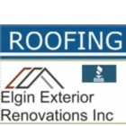 Elgin Exterior Renovations Inc - Roofers
