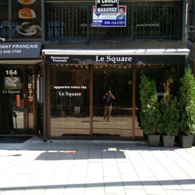 Le Square - Restaurants - 514-439-7755