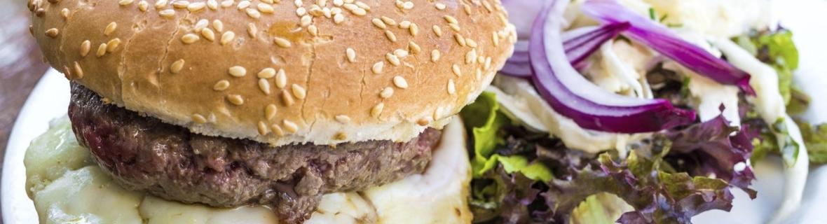Must-try burgers in Toronto's West Queen West