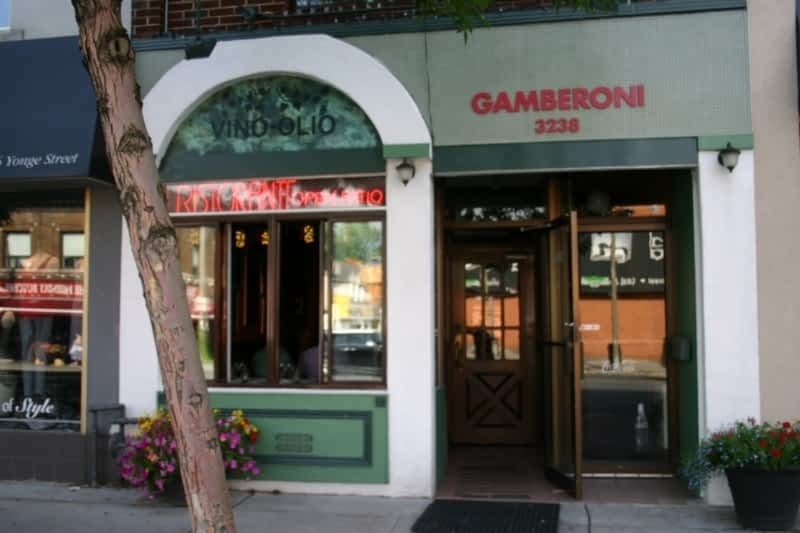 photo Gamberoni Restaurant