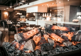 Edmonton restaurants with fireplaces