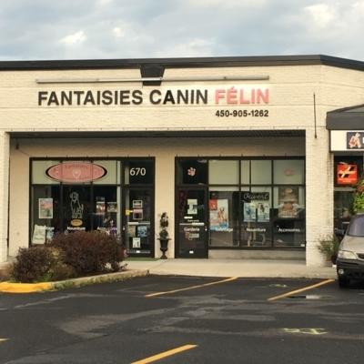Fantaisies Canin Félin - Pet Food & Supply Stores