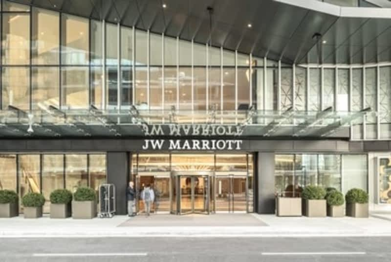 photo JW Marriott Parq Vancouver