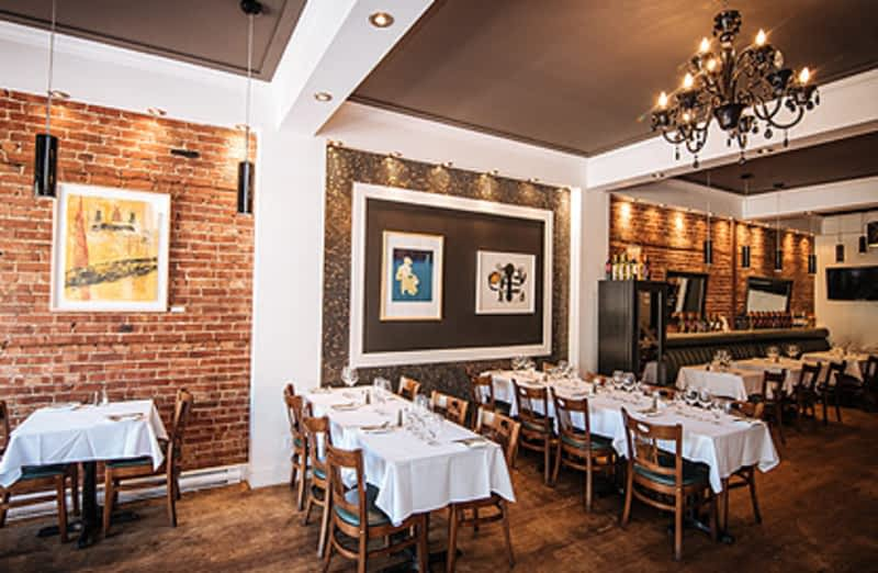 Restaurant Trebbiano  Saint Charles O Longueuil Qc
