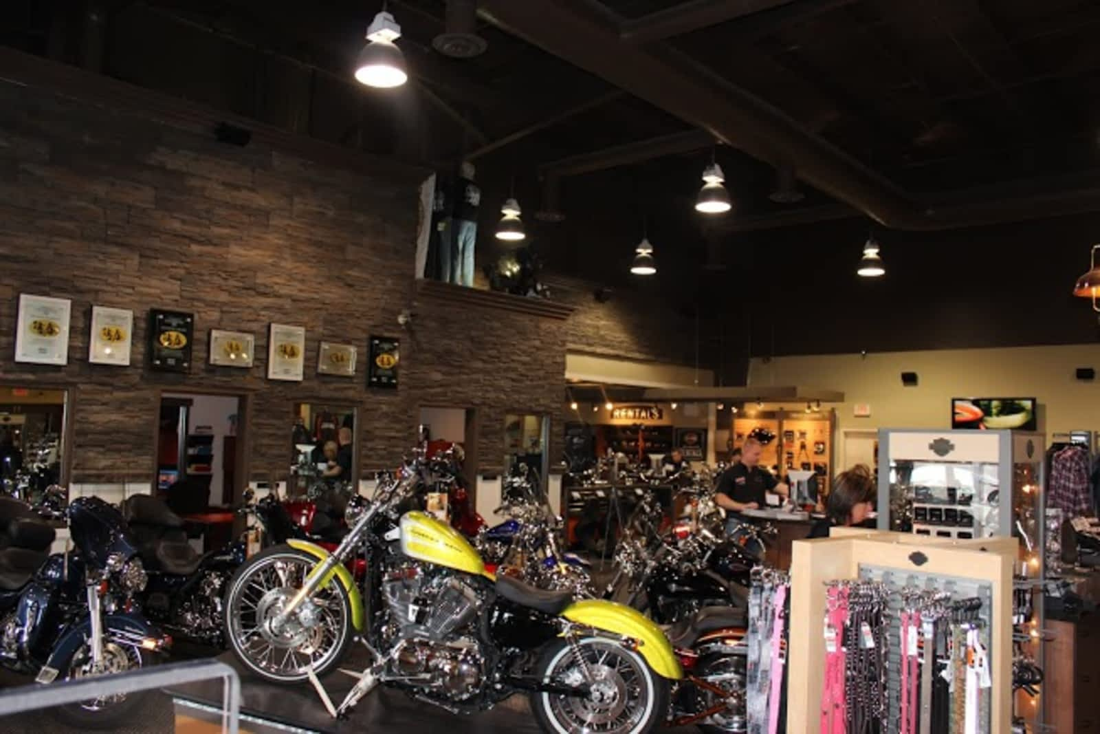 Gasoline Alley Harley-Davidson - Opening Hours - 37 Petrolia Dr, Red