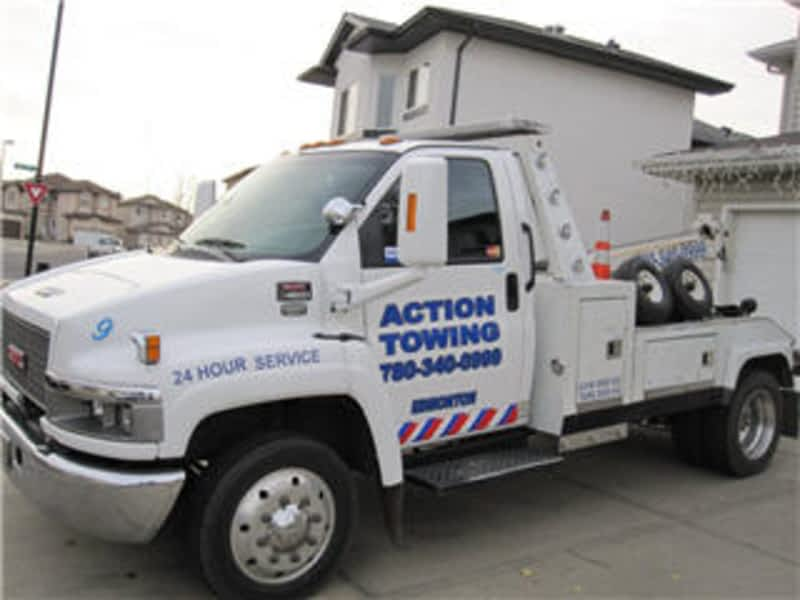 photo Action Towing Services Ltd