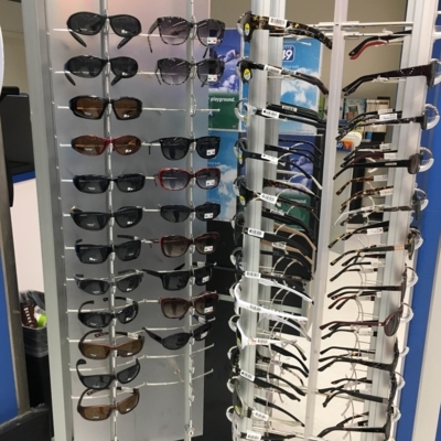 Walmart Supercentre - Opticians - 204-897-8773