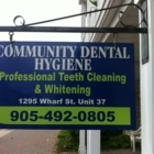 Community Dental Hygiene - Teeth Whitening Services
