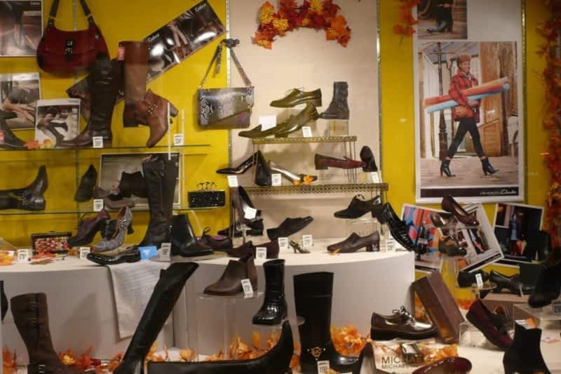 Miller Shoe Store Hamilton Ontario