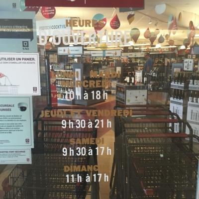SAQ - Spirit & Liquor Stores
