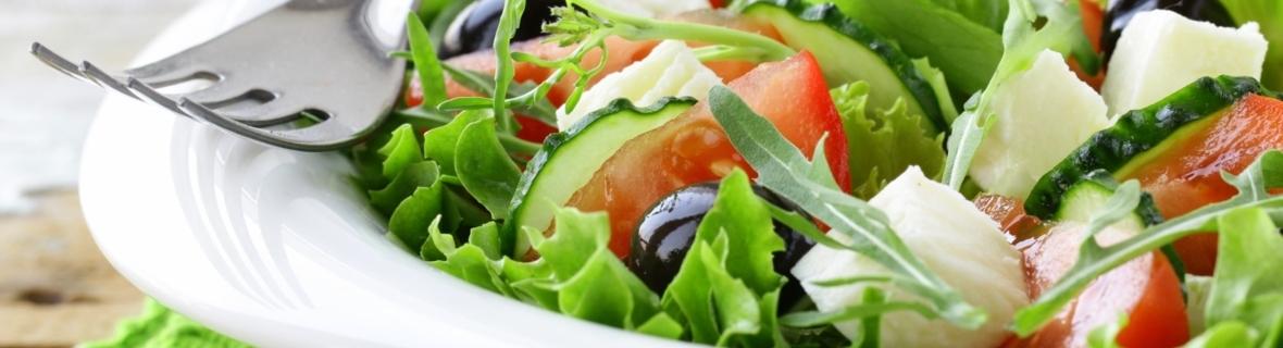 Superior salads in Halifax