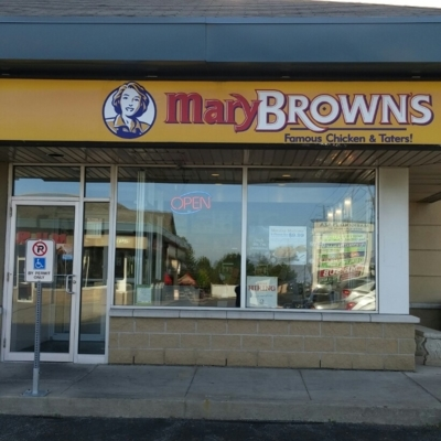Mary Brown's Chicken - Fast Food Restaurants - 905-666-1686
