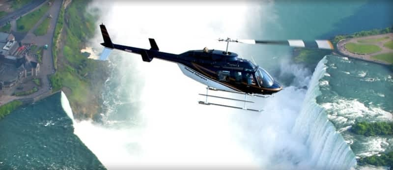 photo National Helicopters Inc