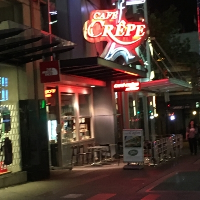 Cafe Crepe - Restaurants