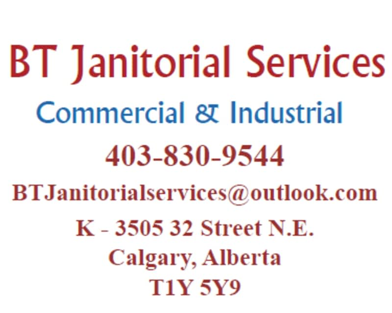 photo BT Janitorial Services Ltd
