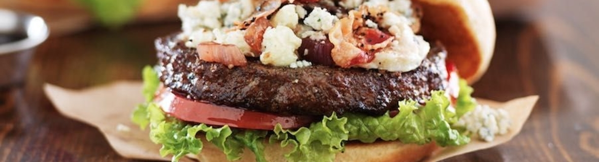 The most original burgers in Quebec City