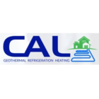 CAL Geothermal Refrigeration & Heating - Logo