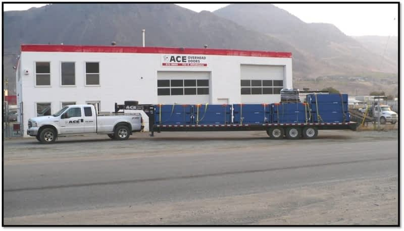 Ace Overhead Doors Kamloops Bc 722 Athabasca St E