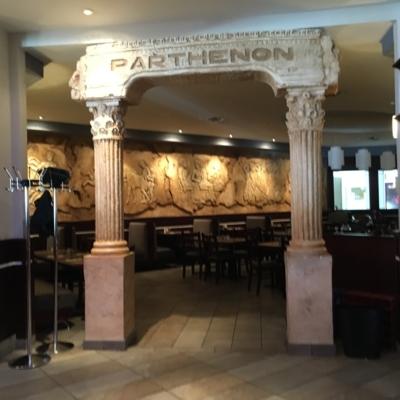 Restaurant Parthenon - Greek Restaurants - 514-762-9141
