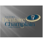 Centre Dentaire Champlain - Logo