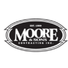 Moore & Sons Contracting - Logo
