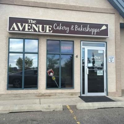The Avenue Cakery & Bakeshoppe - Boulangeries - 403-948-6331