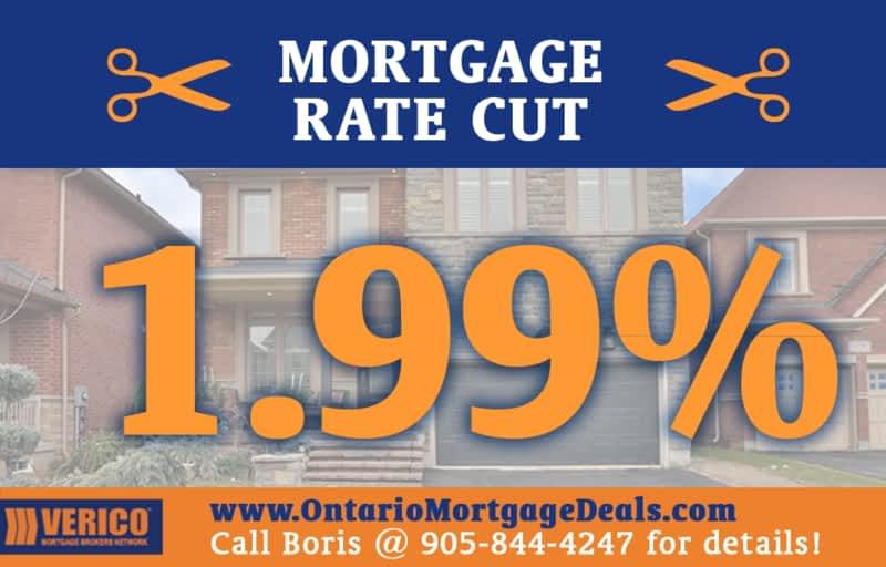 photo Ontario Mortgage Deals