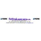 Fehling's Sheet Metal Ltd - Furnaces