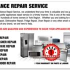 Cool Tech Appliance Repair - Appliance Repair & Service