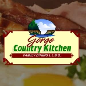 The Gorge Country Kitchen Menu Hours Prices 82 Wellington Road 7 Elora On