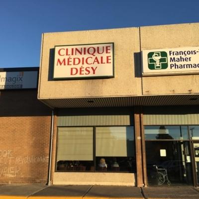 Clinique Médicale Désy - Cliniques médicales - 514-326-9060