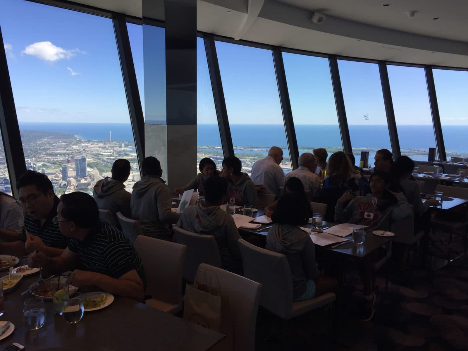 Cn Tower Restaurant Review