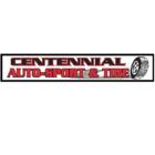 Centennial Auto Sport & Tire - Logo