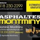 Asphaltes Montminy - Produits d'asphalte