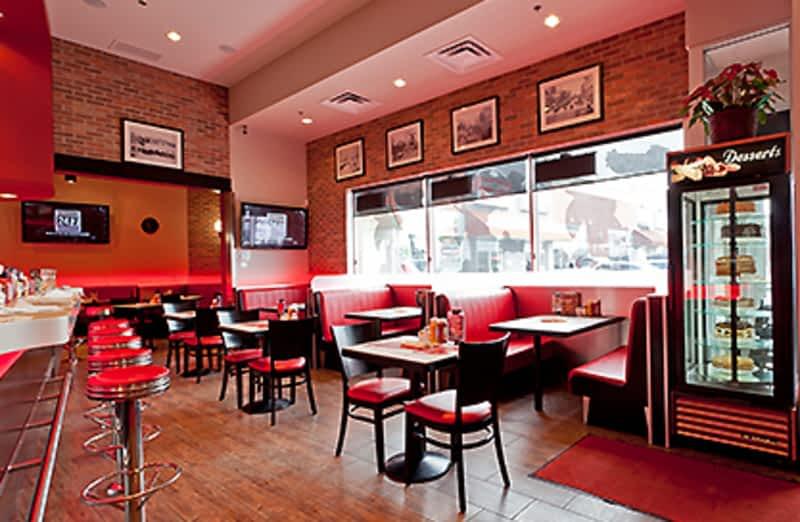 Dunns Restaurant Edmonton