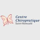 Centre Chiropratique St-Romuald - Chiropractors DC