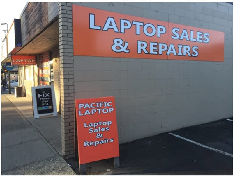 photo Pacific Laptop Inc