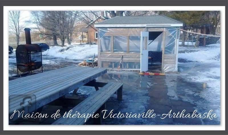Maison de th rapie victoriaville athabaska victoriaville for Cash piscine cuers