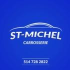 Carrosserie St-Michel - Réparation de carrosserie et peinture automobile