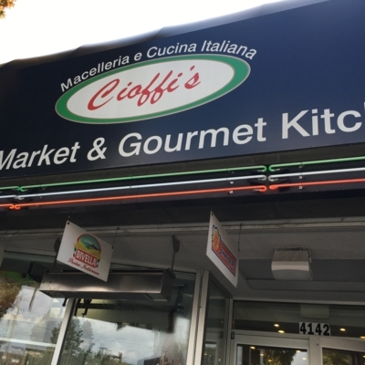 Cioffi's Meat Market - Delicatessens