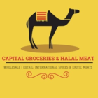 Capital Groceries & Halal Meat - Logo
