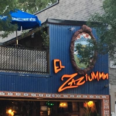 El Zaziummm - Mexican Restaurants - 514-598-0344