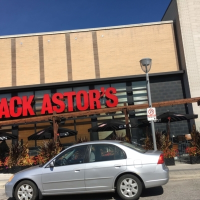 Jack Astor's Bar & Grill - Restaurants - 416-331-9238