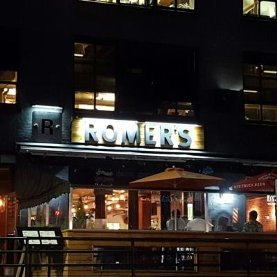Romer's Burger Bar - American Restaurants - 604-559-7210