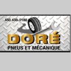 Voir le profil de Doré Pneus&Mécanique - Pointe-Claire